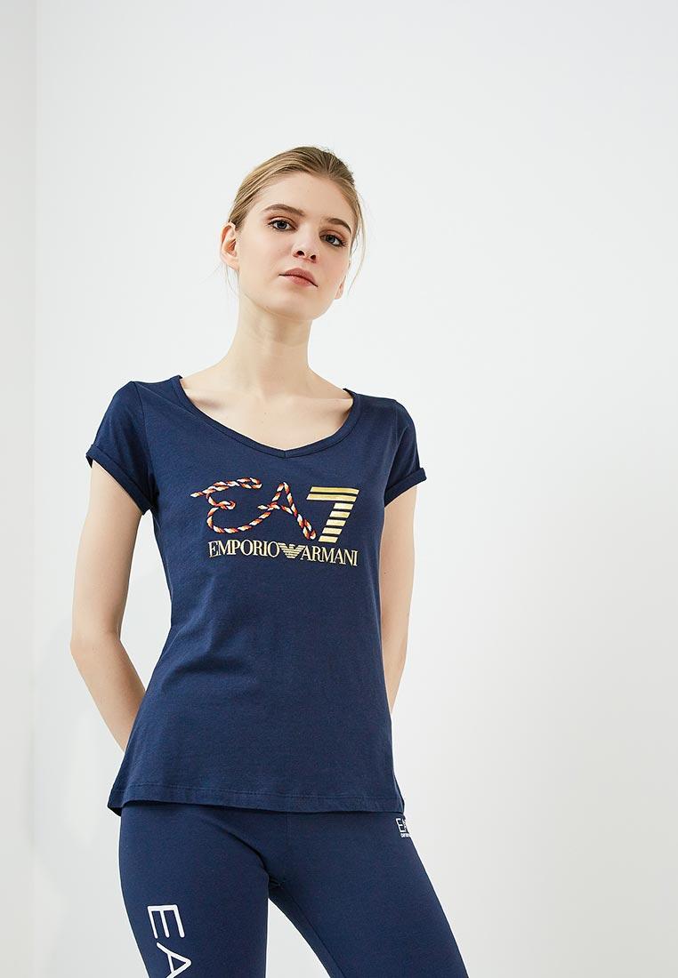 Футболка EA7 3ZTT86 TJ52Z