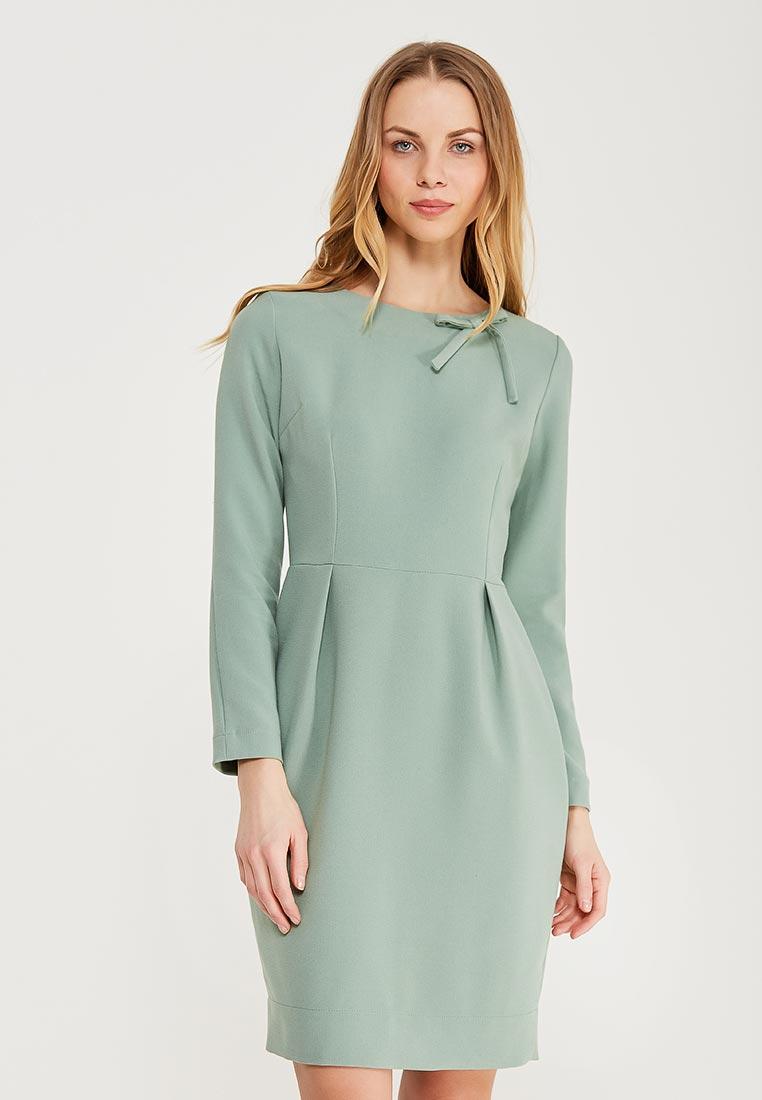 Деловое платье Echo 4-16970-216110