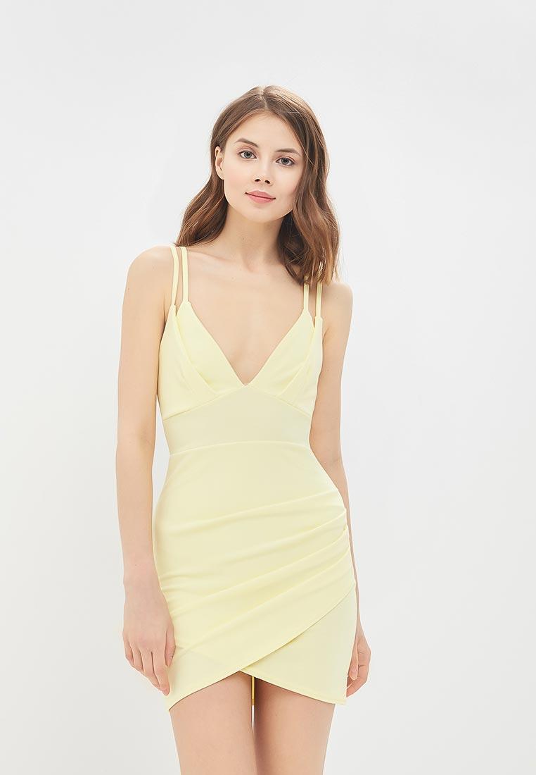 Вязаное платье Edge Street M1652