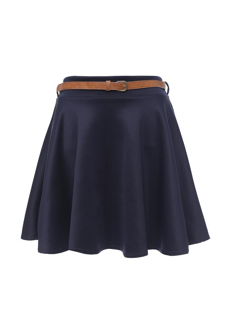 Широкая юбка Edge Street EDGEJU54