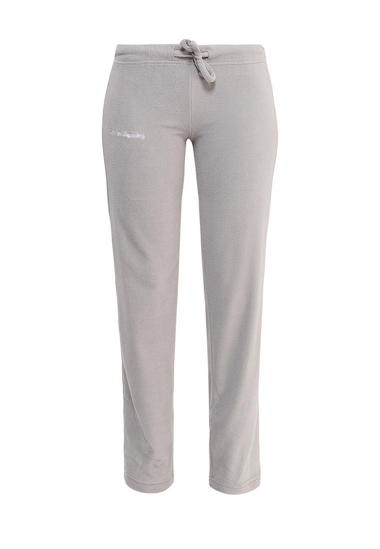Женские спортивные брюки Egon Von Furstenberg 04_PEARLGREY