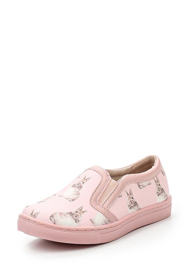 Мокасины Ekonika MD1621-01 pink-17L