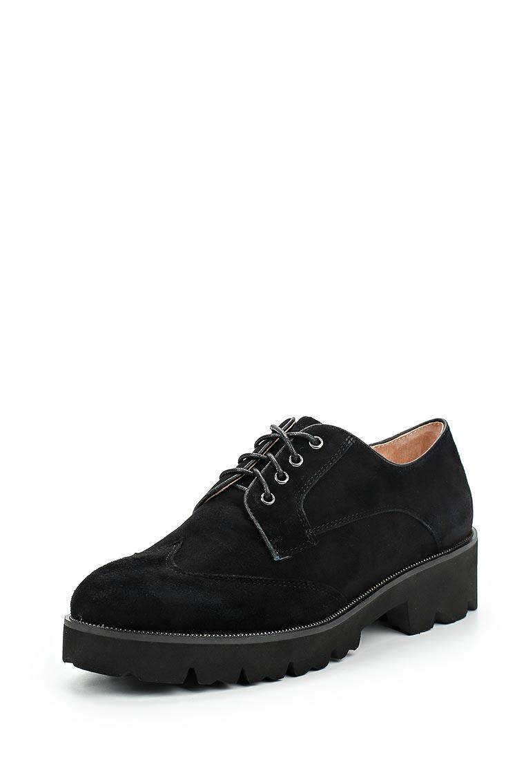 Женские ботинки Ekonika EN1026-01 black-18L