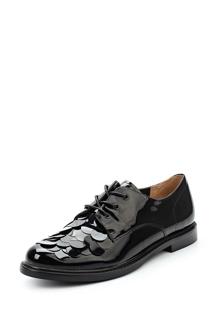 Женские ботинки Ekonika EN1067-03 black-18L