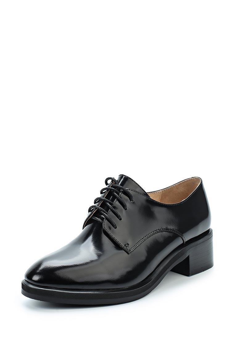 Женские ботинки Ekonika EN1030-01 black-18L