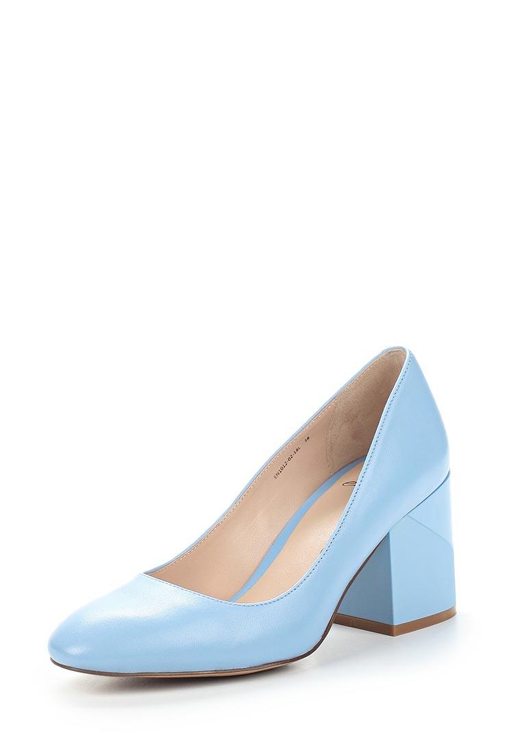 Женские туфли Ekonika EN1012-02 blue-18L