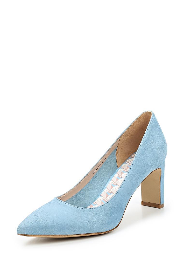 Женские туфли Ekonika EN1111-02 lt.blue-18L