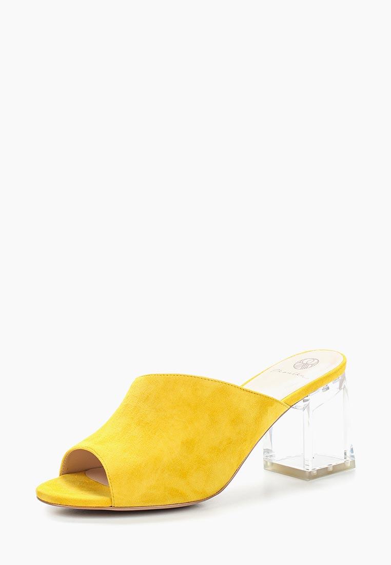 Женские сабо Ekonika EN1073-10 yellow-18L