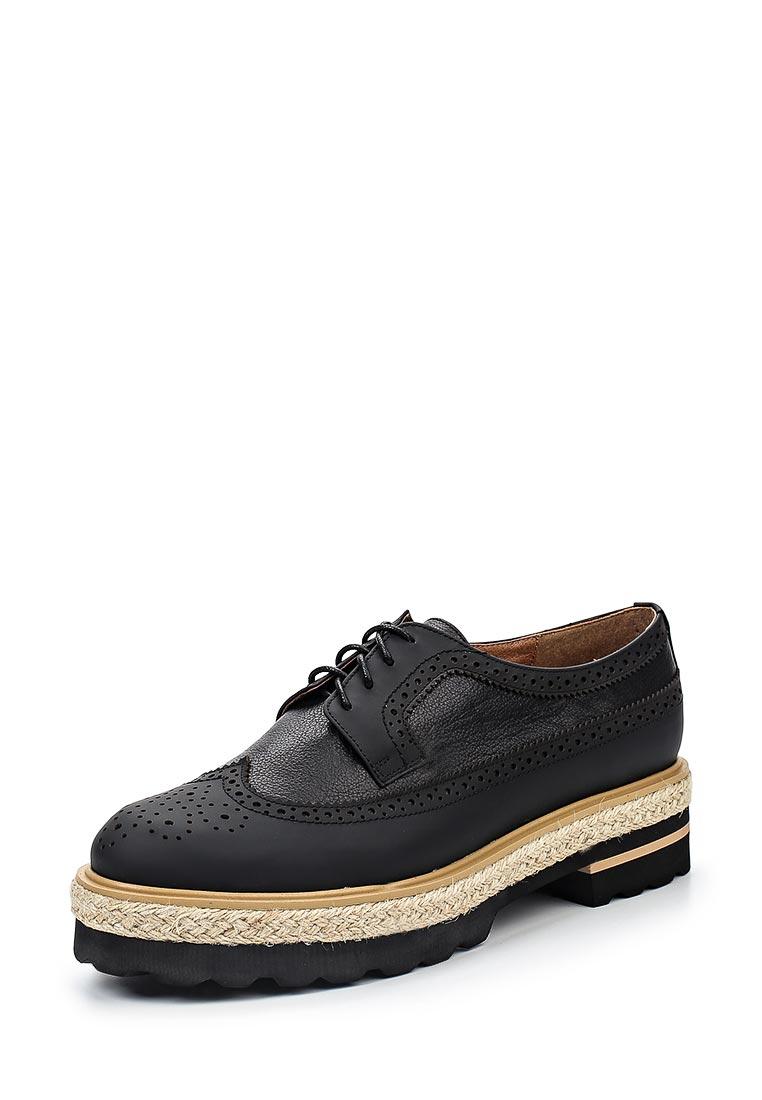 Женские ботинки Ekonika EN1288-03 black-17L