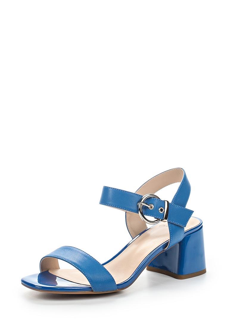 Женские босоножки Ekonika EN1429-02 blue-17L