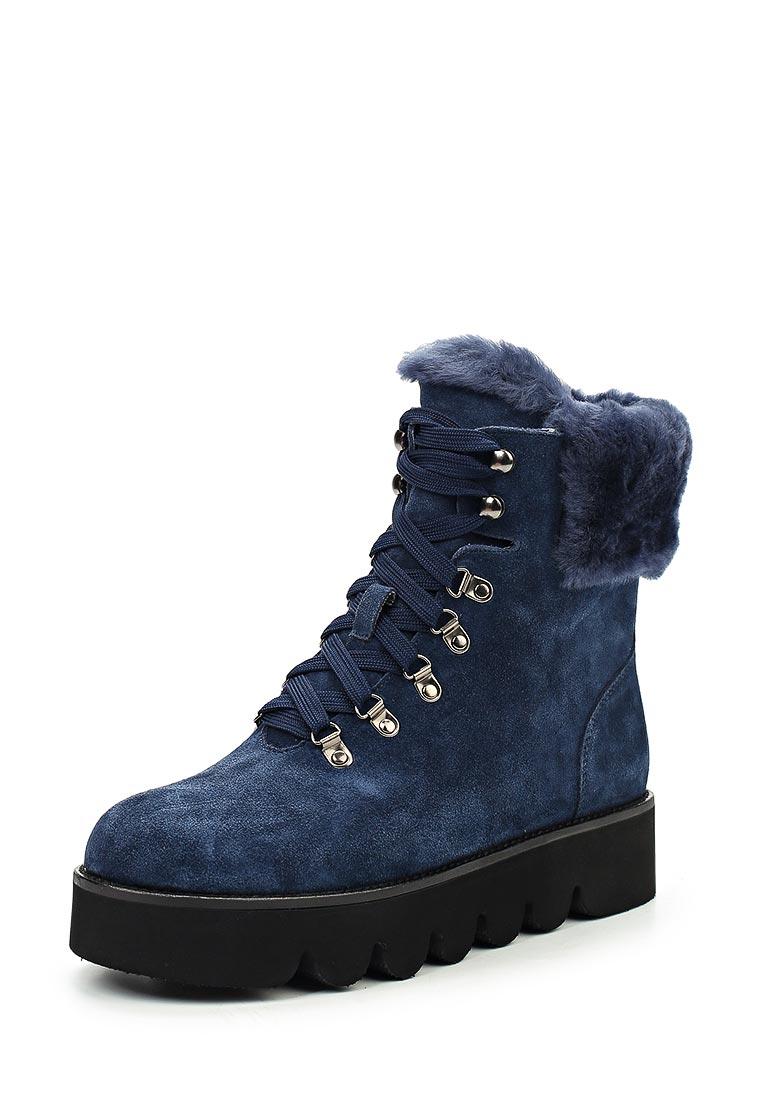 Женские ботинки Ekonika EN1411-28 blue-17Z