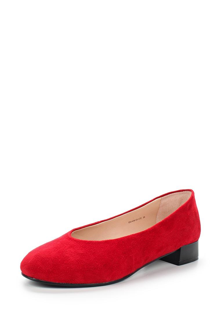 Женские туфли Ekonika EN1438-03 red-17Z