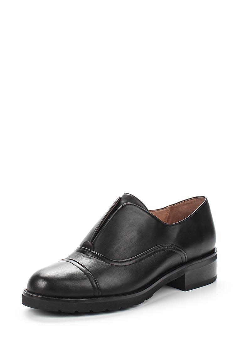 Женские ботинки Ekonika EN1657-01 black-17Z
