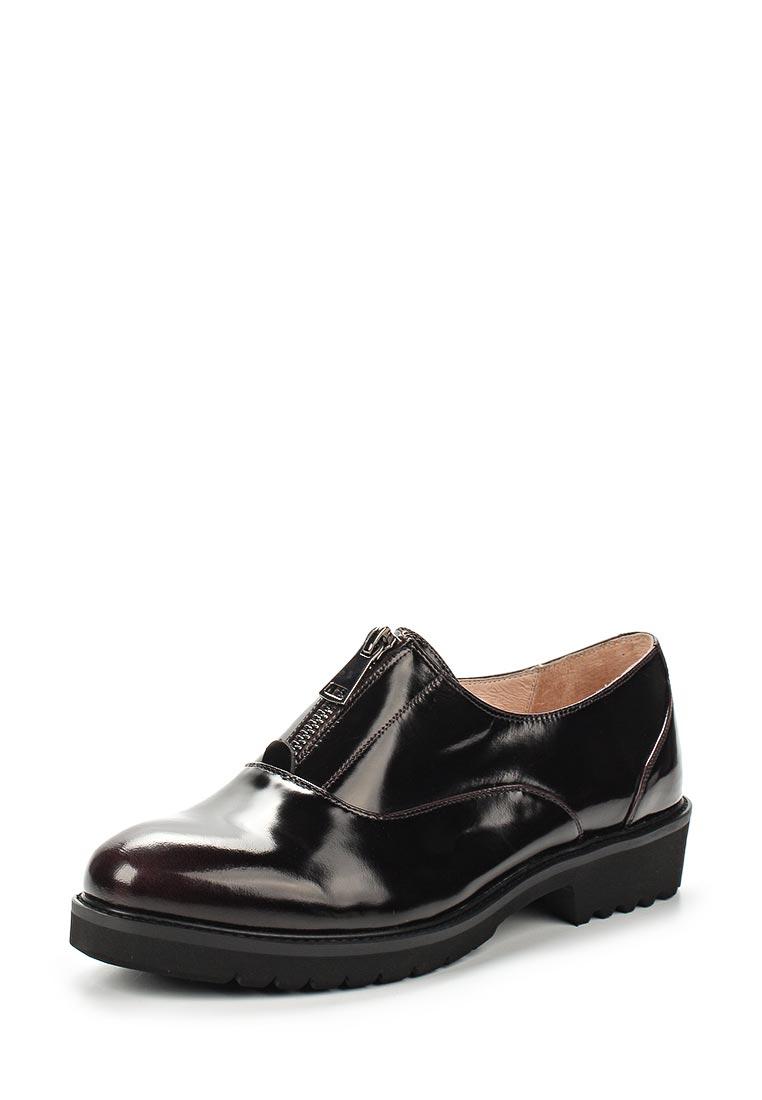 Женские ботинки Ekonika EN1874-14 bordo-17Z
