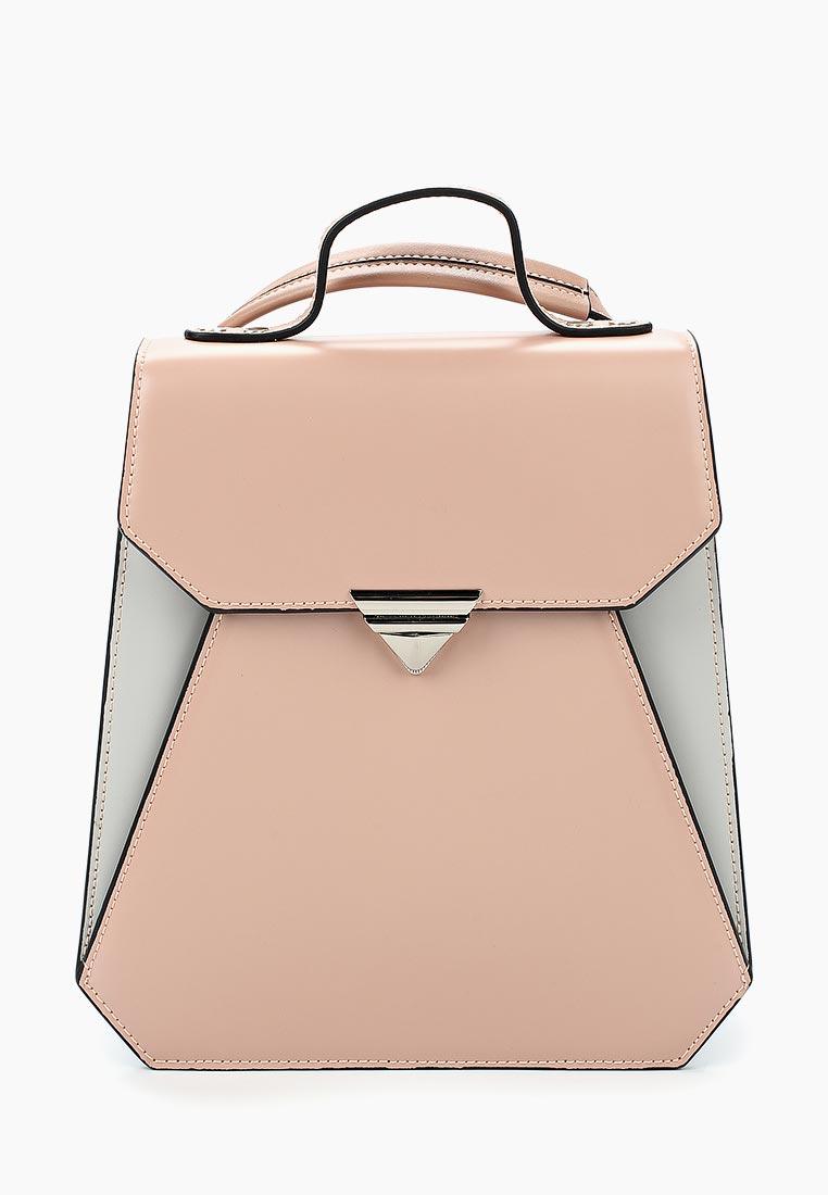 Городской рюкзак Ekonika EN30273 pink/lt.grey-18L