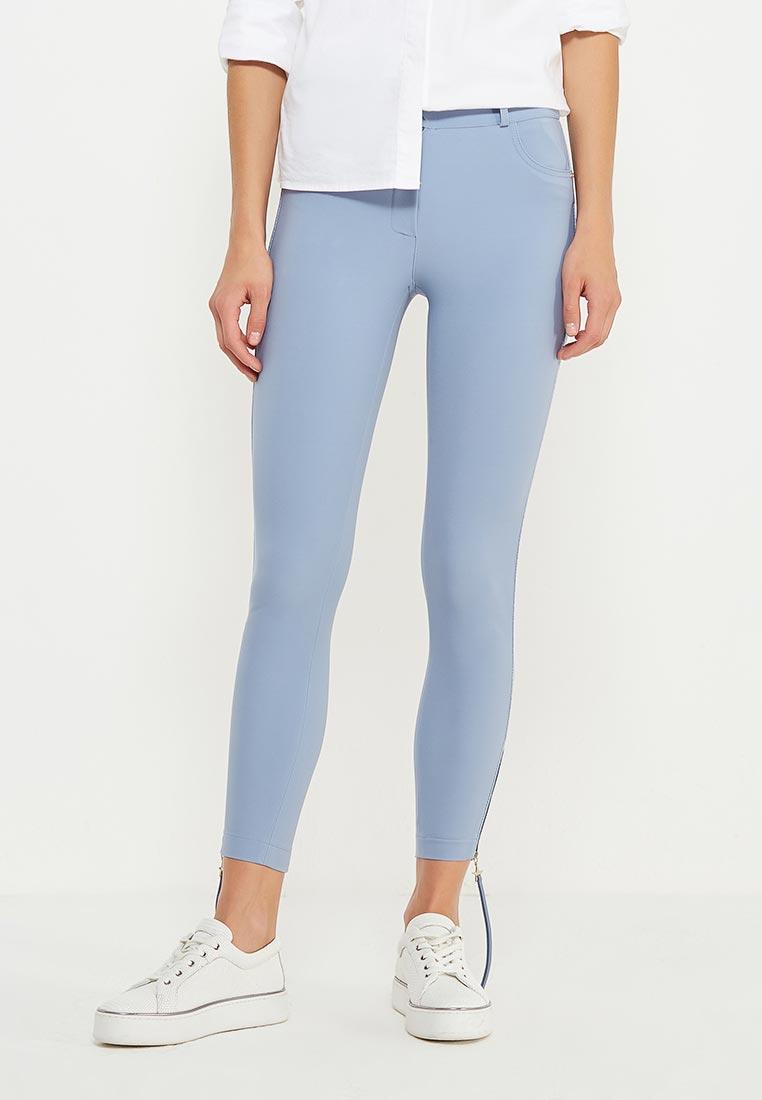Женские зауженные брюки Elisabetta Franchi PA04576E2