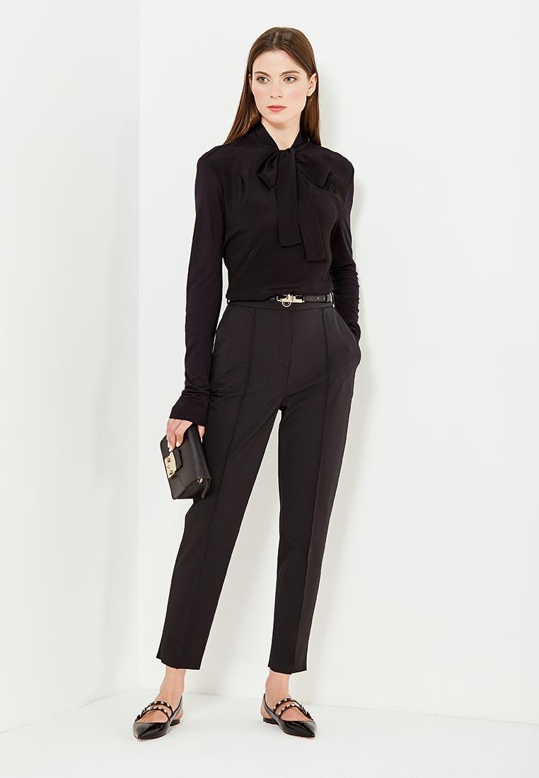 Женские зауженные брюки Elisabetta Franchi PA04376E2