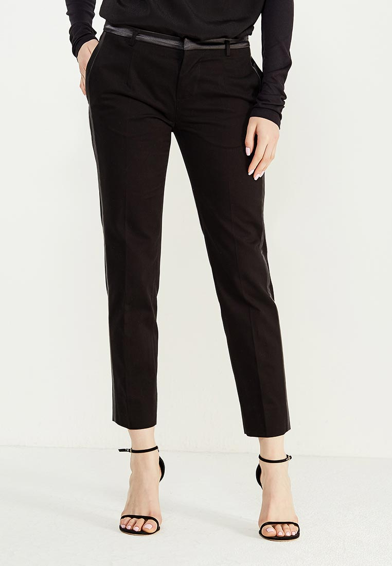 Женские зауженные брюки Elisabetta Franchi PA00576E2