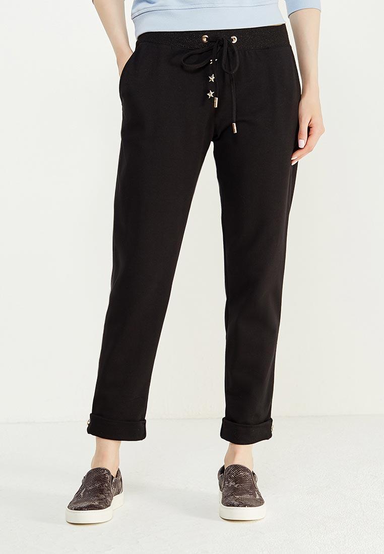 Женские зауженные брюки Elisabetta Franchi PA03776E2