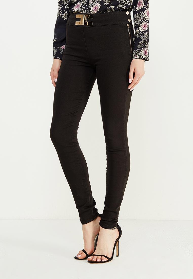Женские зауженные брюки Elisabetta Franchi PJ28I76E2