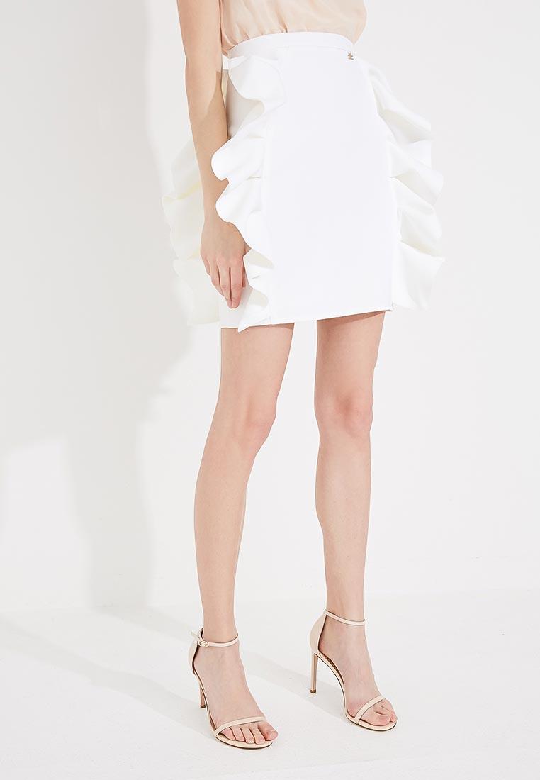 Узкая юбка Elisabetta Franchi GO05481E2