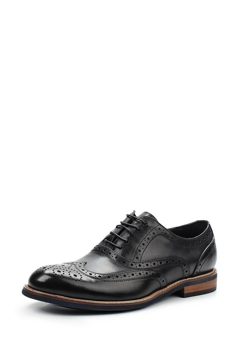 Мужские туфли El Tempo CCH27_249-601-J135_BLACK