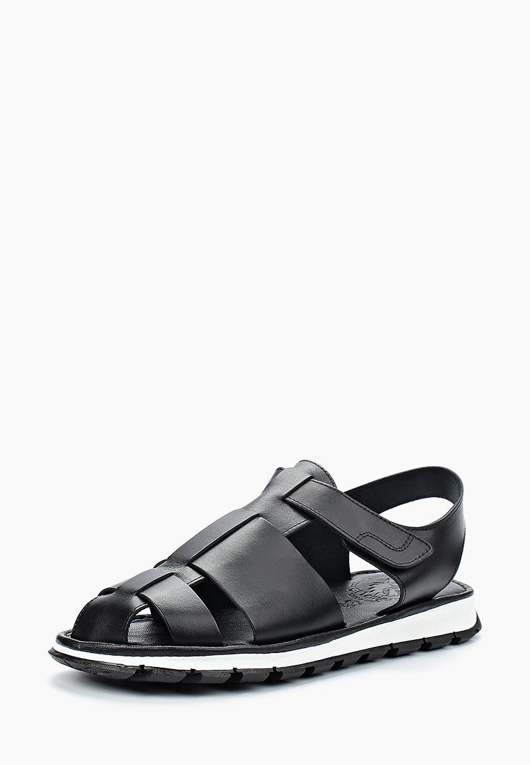 Мужские сандалии El Tempo EAD7_1264_NEGRO