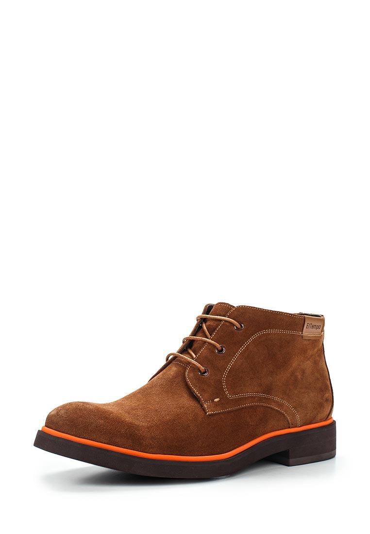 Мужские ботинки El Tempo CRP20_1569B-22A_LBROWN