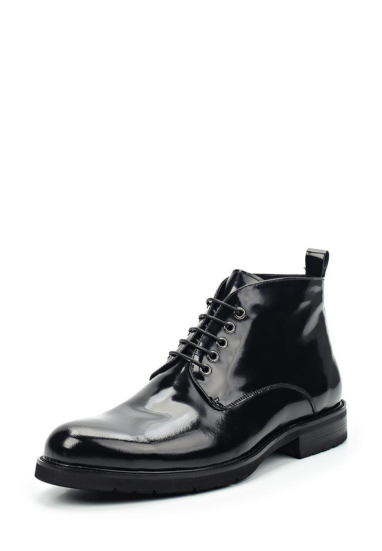 Мужские ботинки El Tempo CRS84_263-2-574_BLACK