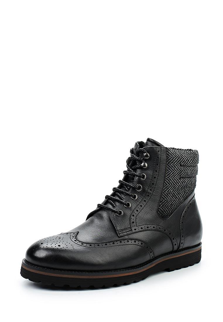 Мужские ботинки El Tempo CRS86_268-1J-227M_BLACK