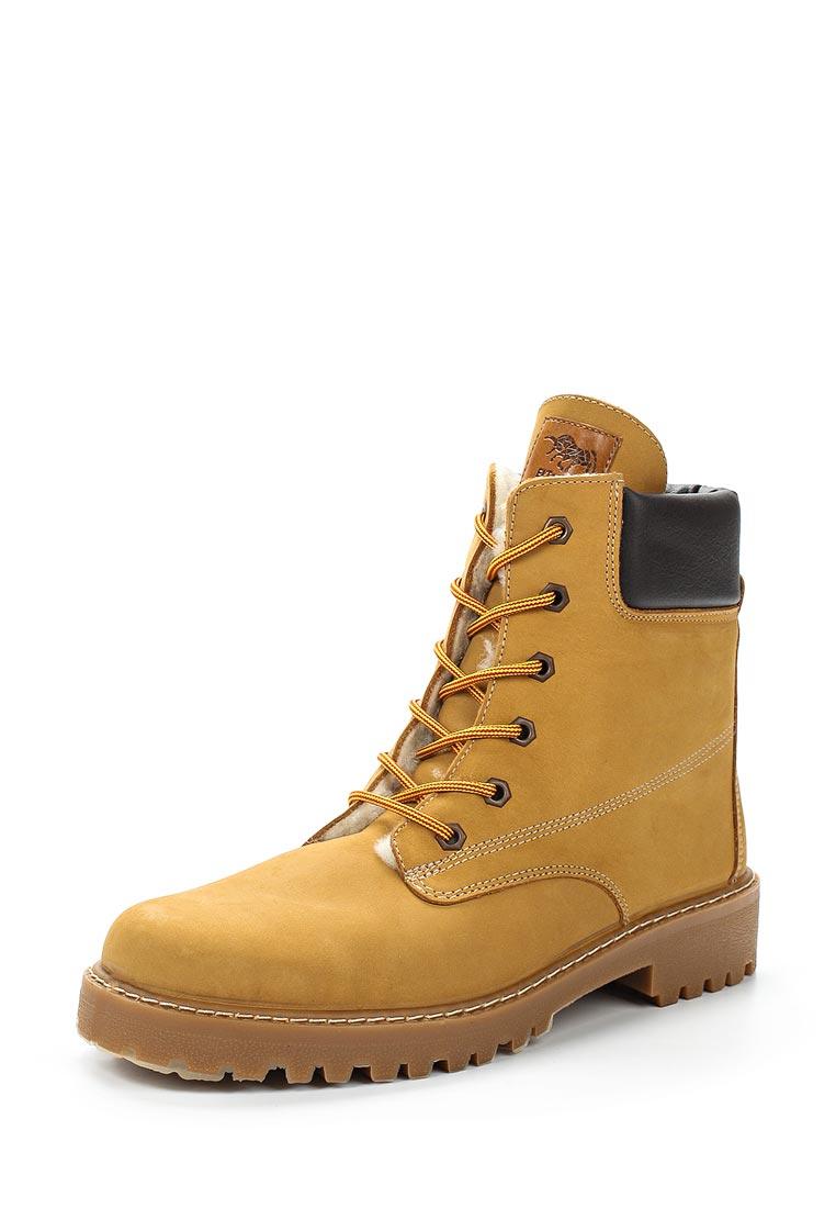 Мужские ботинки El Tempo ER16_421_YELLOW