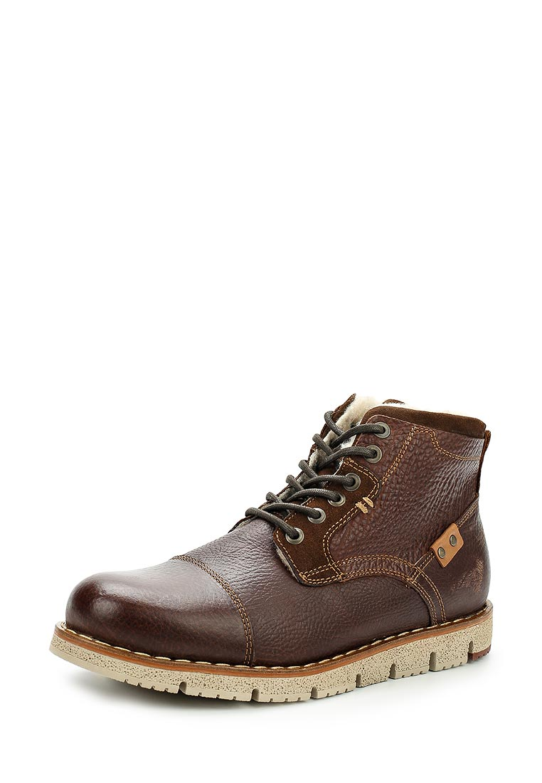 Мужские ботинки El Tempo IC4_U60213_BROWN