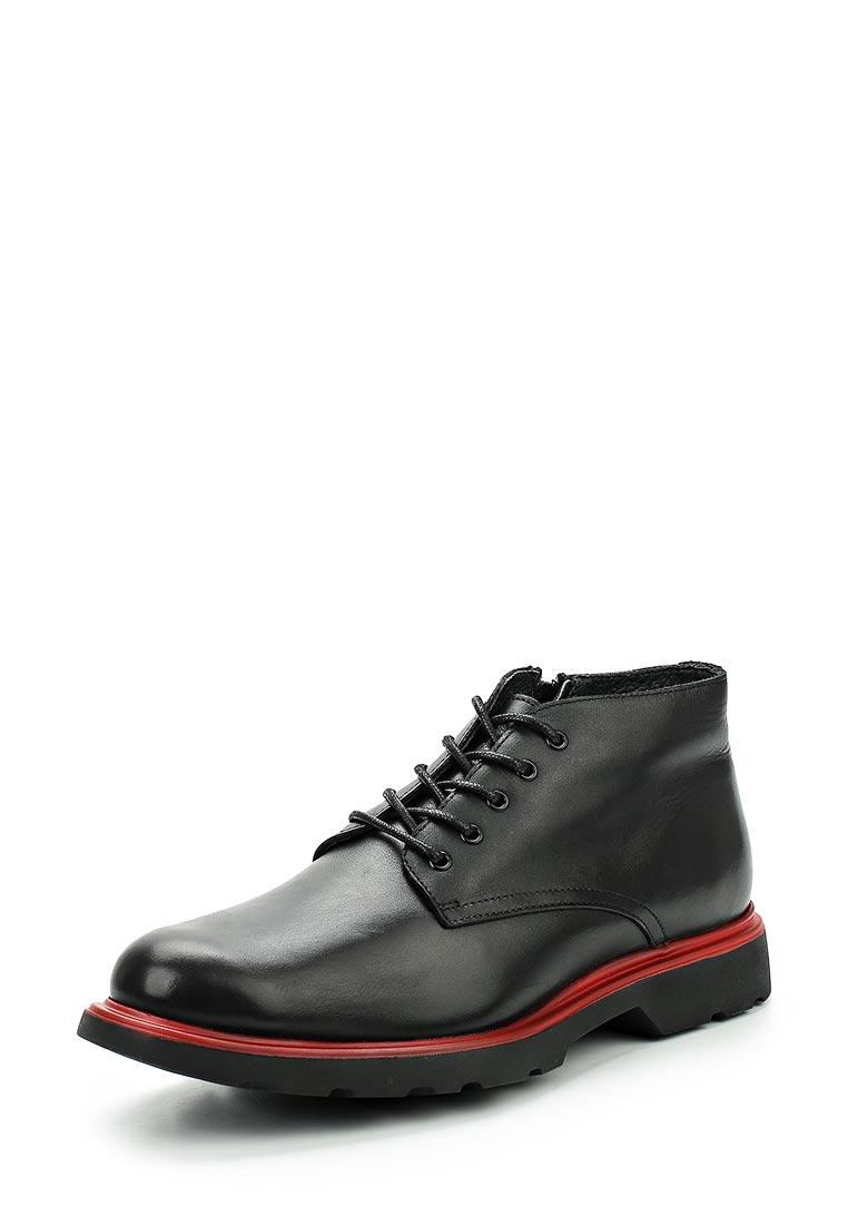 Мужские ботинки El Tempo PAS21_45010-1_BLACK