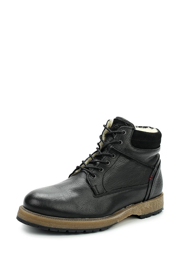 Мужские ботинки El Tempo PCZ4_5006_BLACK