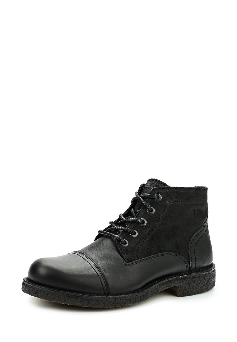 Мужские ботинки El Tempo PP267_6360_BLACK