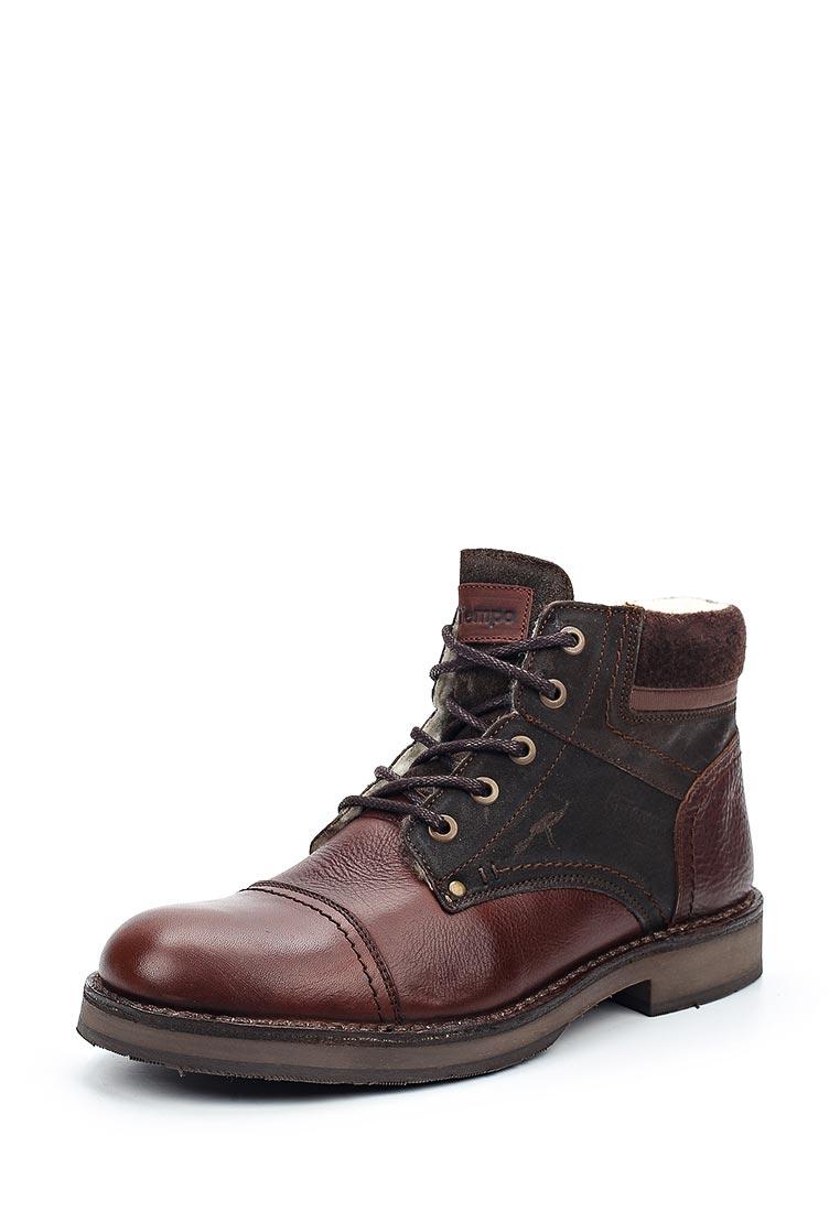 Мужские ботинки El Tempo PP305_6371_BROWN
