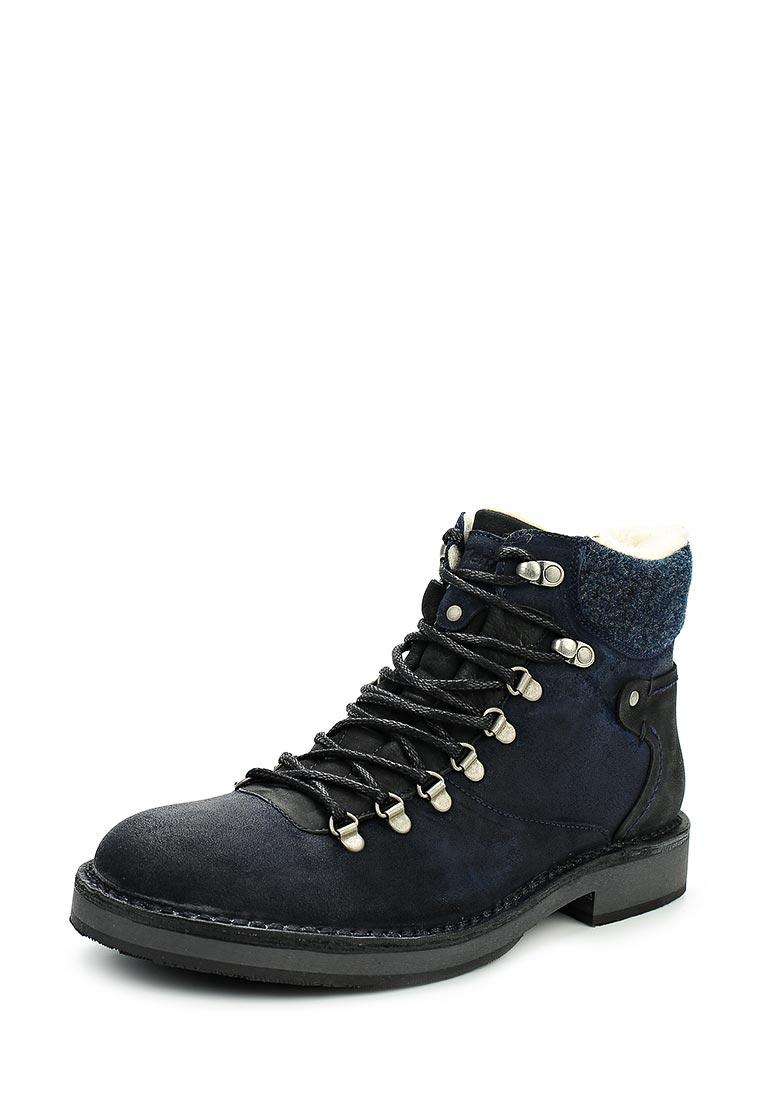 Мужские ботинки El Tempo PP305_6381 _NAVY