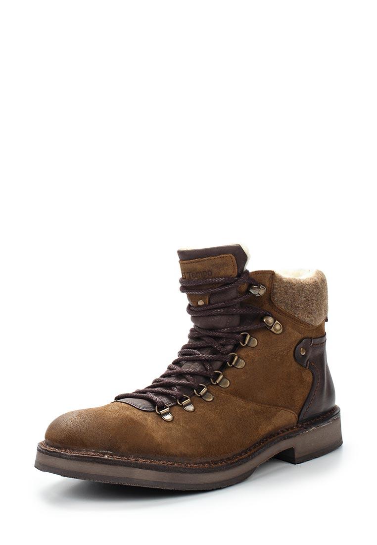 Мужские ботинки El Tempo PP305_6381_BROWN