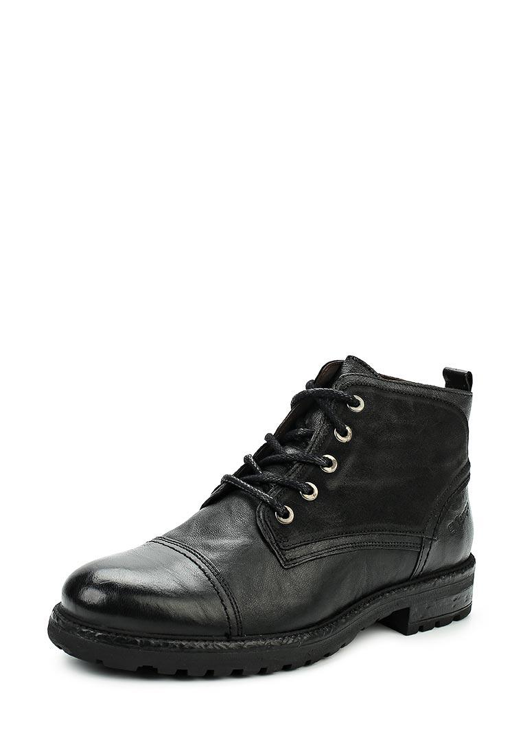 Мужские ботинки El Tempo PP306_6383_BLACK