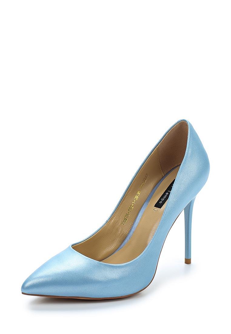 Женские туфли El Tempo CRH78_782-1-20_BLUE