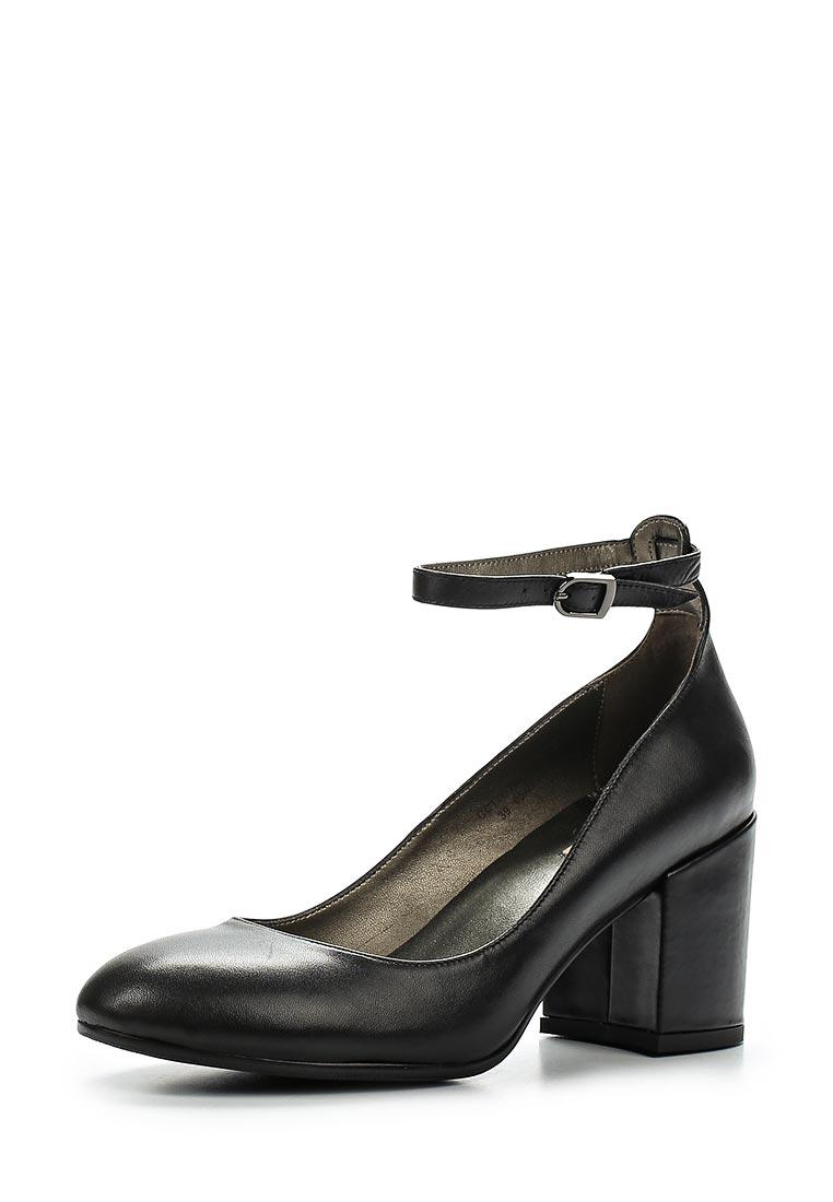 Женские туфли El Tempo CC111_1687A-5-1_BLACK