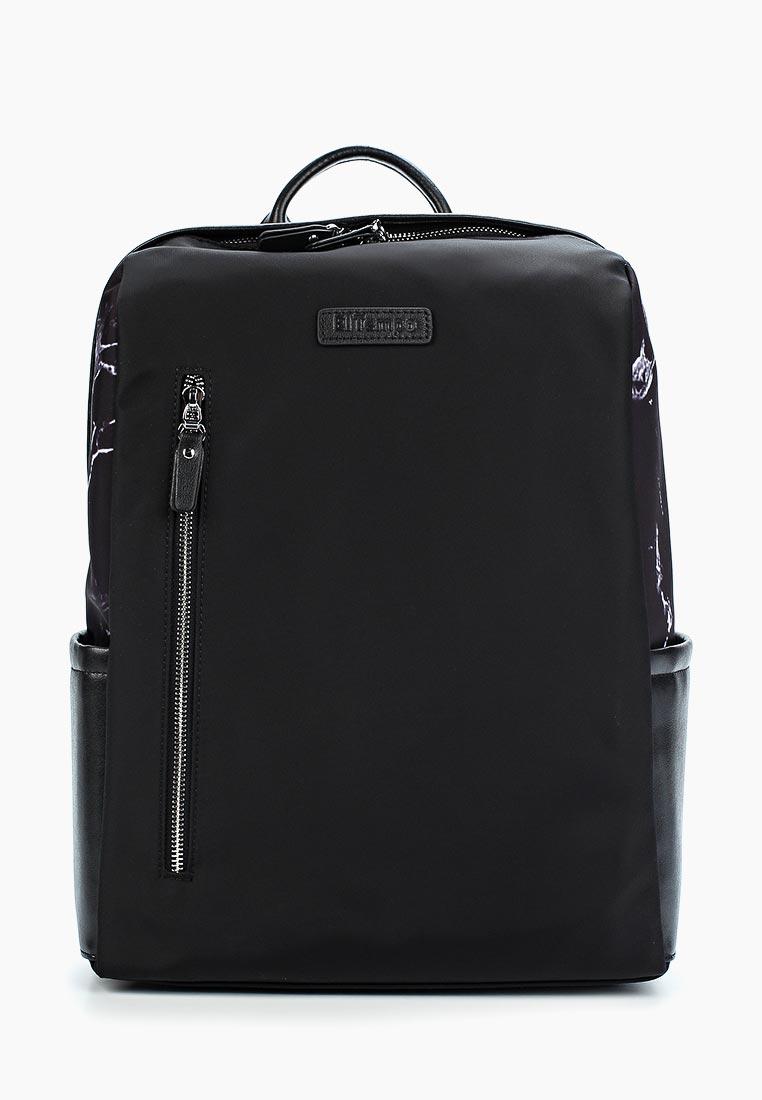 Городской рюкзак El Tempo CBG18_2369-2_BLACK