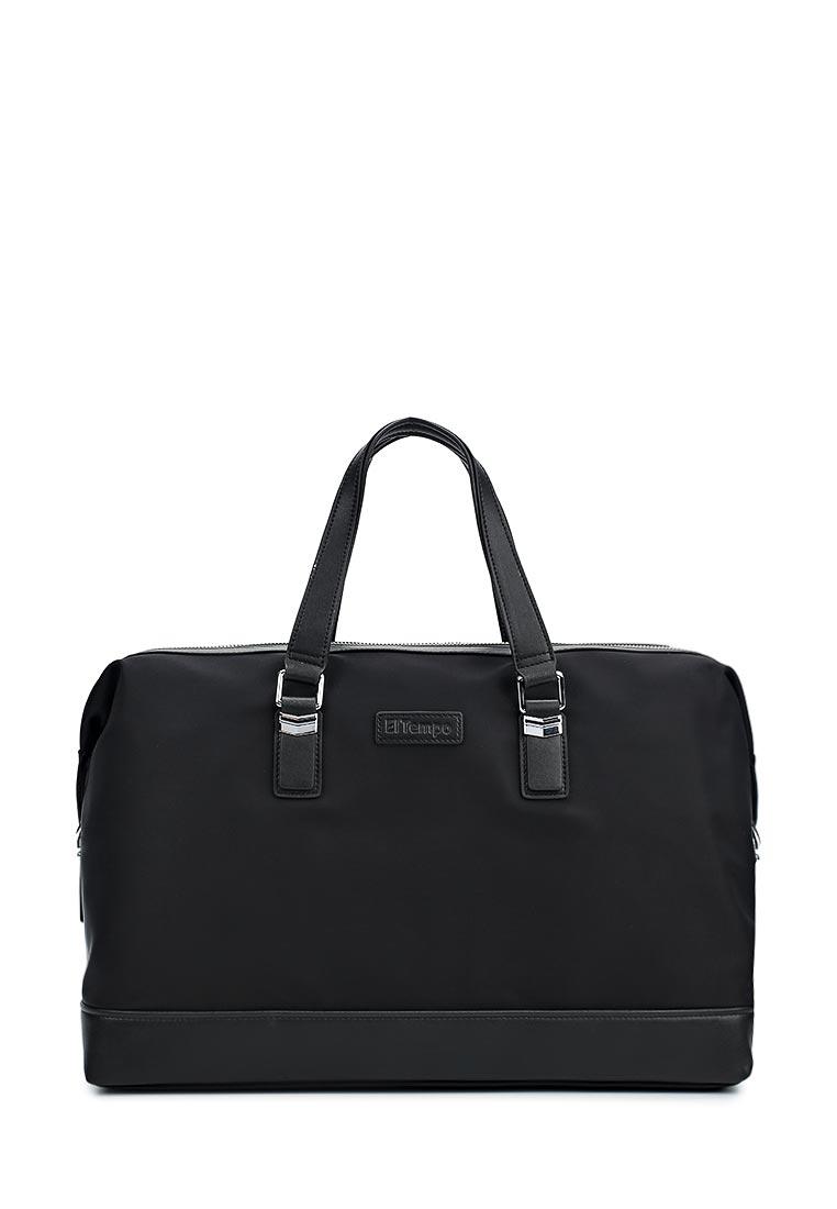 Дорожная сумка El Tempo CBG17_6641_BLACK