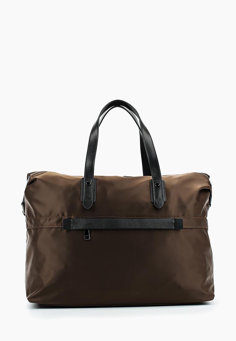 Дорожная сумка El Tempo CBG18_1487_BROWN