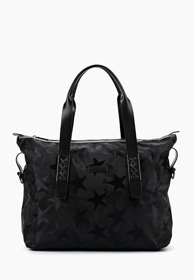 Дорожная сумка El Tempo CBG18_388_BLACK