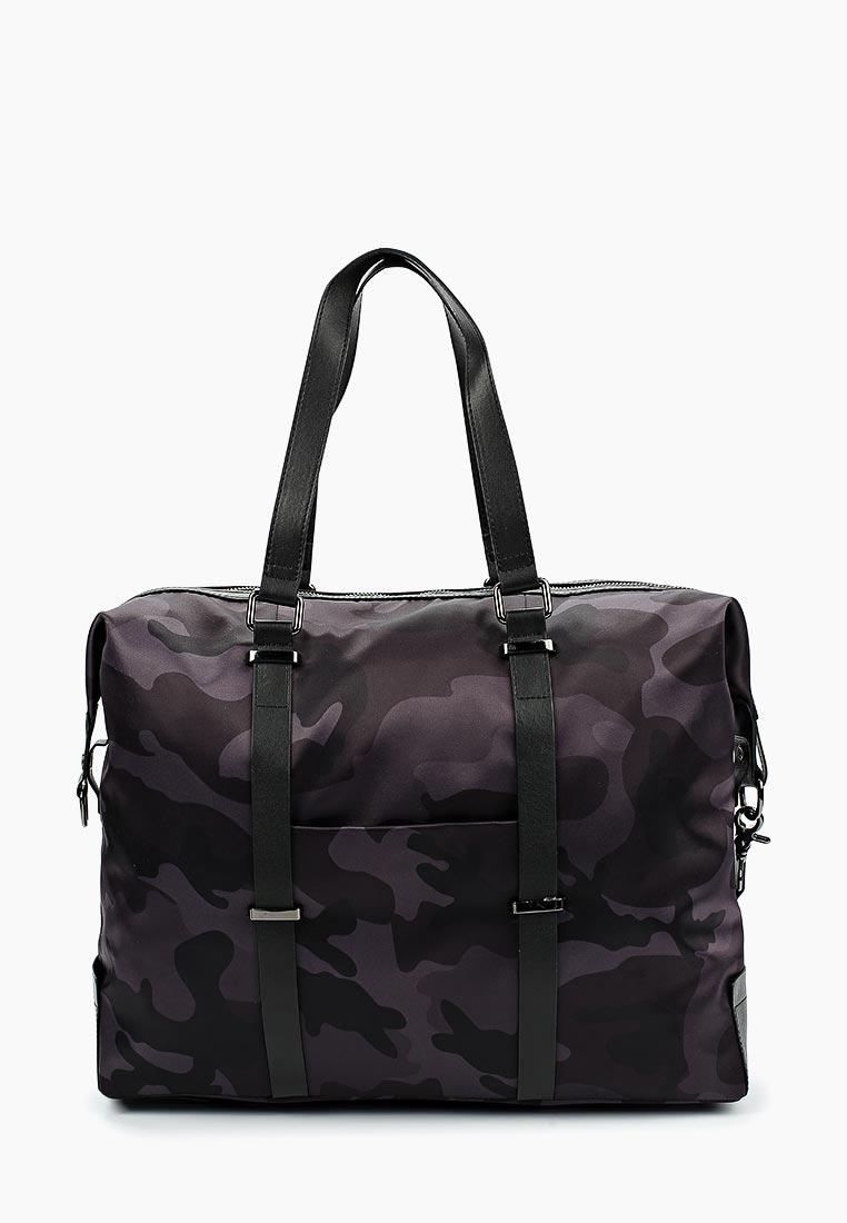 Дорожная сумка El Tempo CBG17_HB-2527-2_MULTI/BLACK
