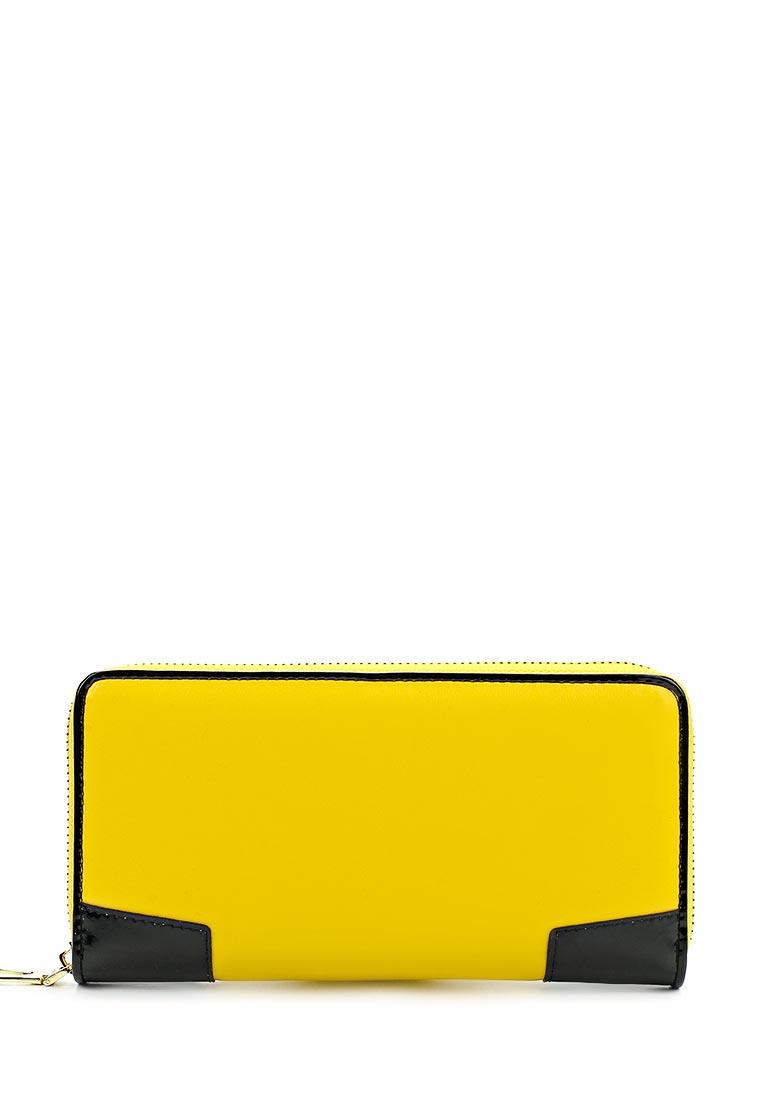 Кошелек El Tempo CKL_2 162_желтый