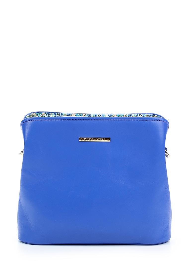 Сумка Eleganzza Z-14996-3 multicolor-royal blue