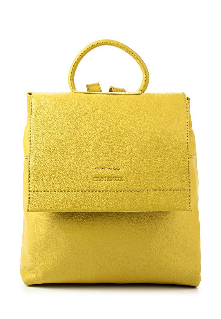 Городской рюкзак Eleganzza Z-15231-1 yellow
