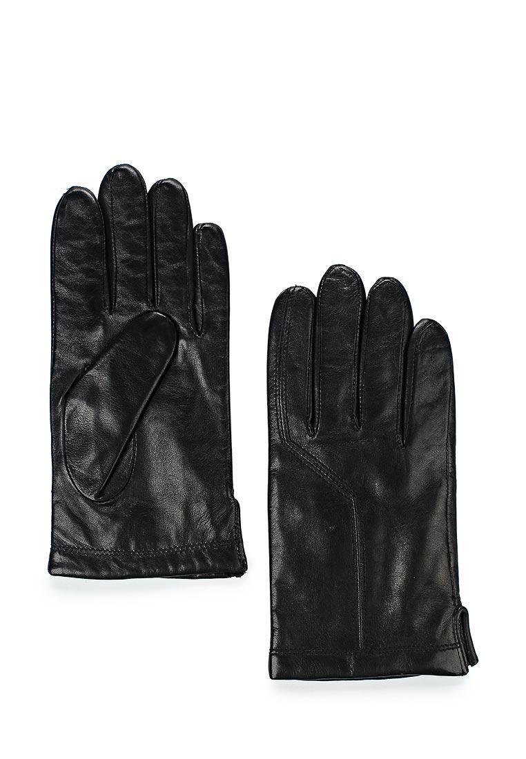 Мужские перчатки Eleganzza IS131 black